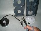 ビデオテープの修理