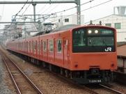 環状線の電車