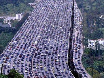 こんな渋滞イヤッ