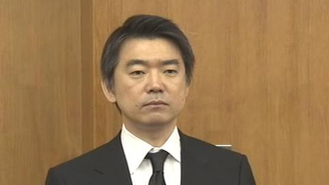 橋下氏、参院選敗北なら代表辞任の可能性示唆