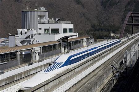リニア新幹線「五輪前の部分開業も無理」 JR東海社長